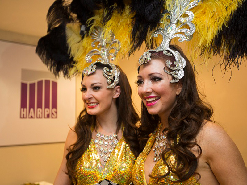 HARPS GROUP HOLDS SINGAPORE GRAND PRIX PARTY