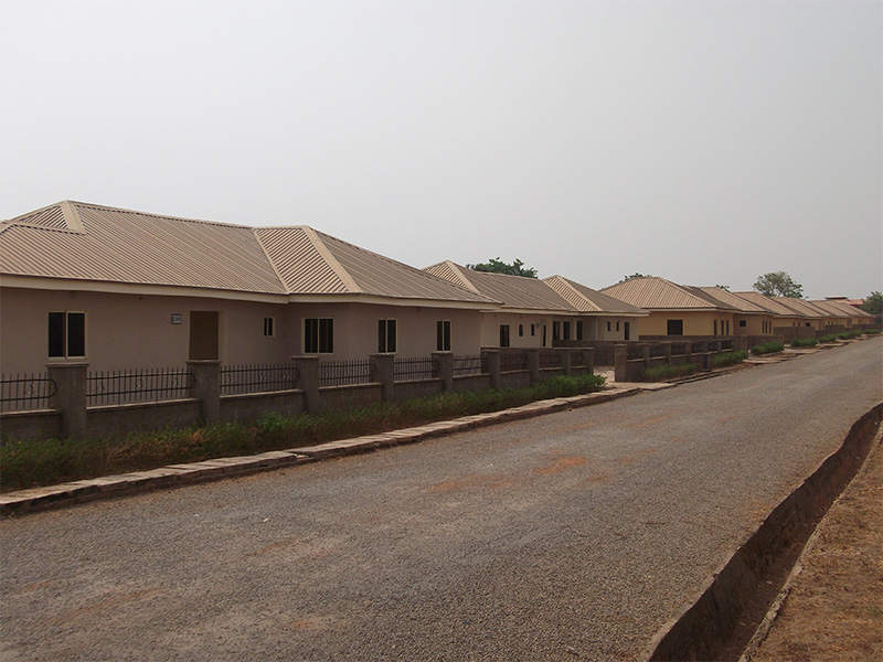 HARPS COMPLETES 1ST PHASE OF ITS ASO HILLS ESTATE DEVELOPMENT IN ABUJA, NIGERIA