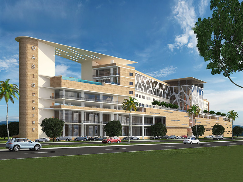 HARPS ENTERS DEVELOPMENT AGREEMENT FOR THE FIRST MIXED USE DEVELOPMENT IN NIGERIA