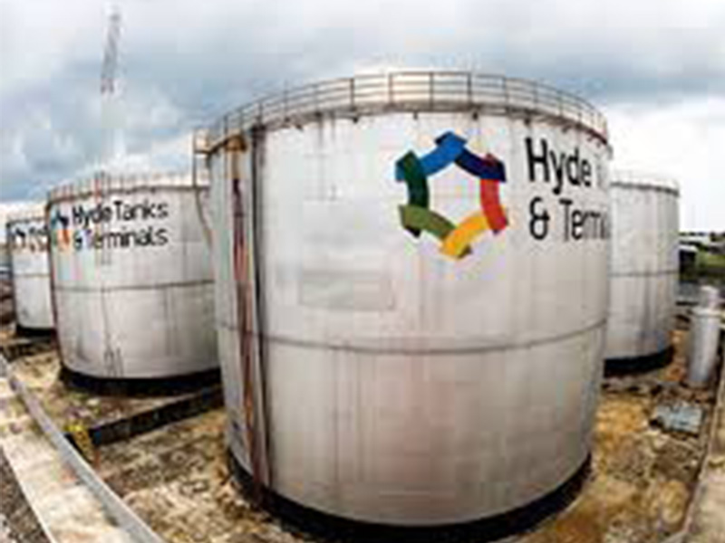 HARPS ACQUIRES INTERESTS IN STORAGE TANKS IN SOUTHERN NIGERIA